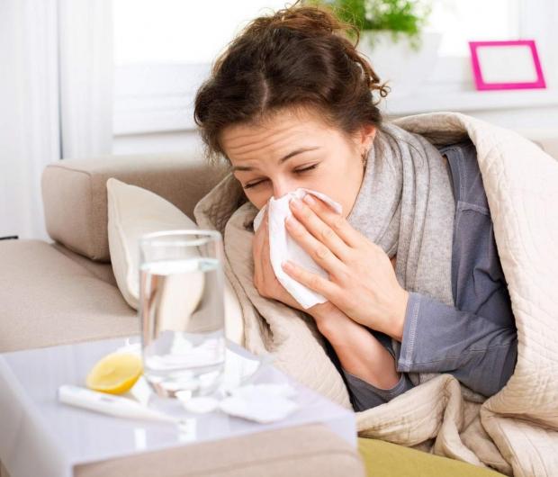 Как лечить простуду у беременных