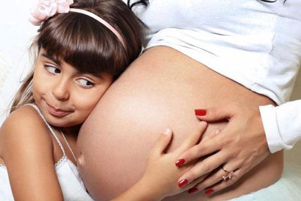 Продолжительности беременности вторым ребенком