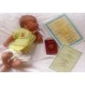 Какие документы нужны новорожденному ребенку