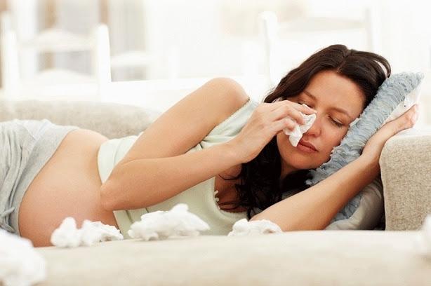 Стресс во время беременности - как отразится на ребенке