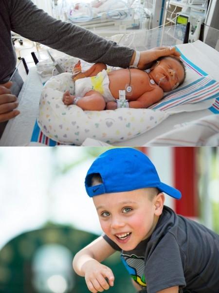 Ребенок в 33 недели