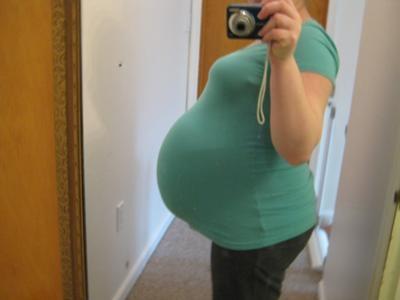 36 недель и 2 дня беременности