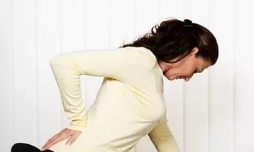 Упражнения при болях в грудном отделе в картинках