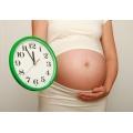 Продолжительность нормальных родов у первородящих 7
