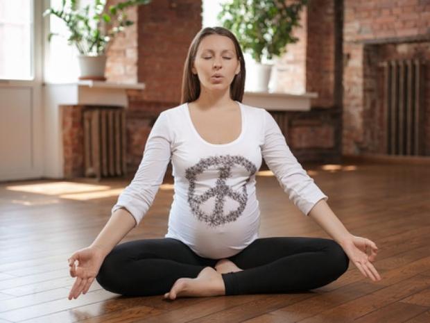 Дыхательная гимнастика для беременных польза 33