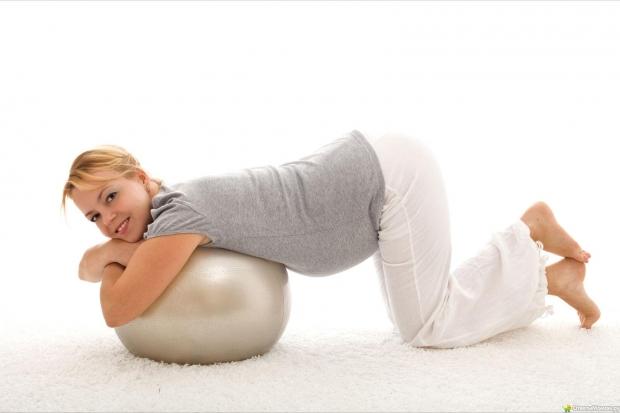 Фитбол для беременных как подобрать 866