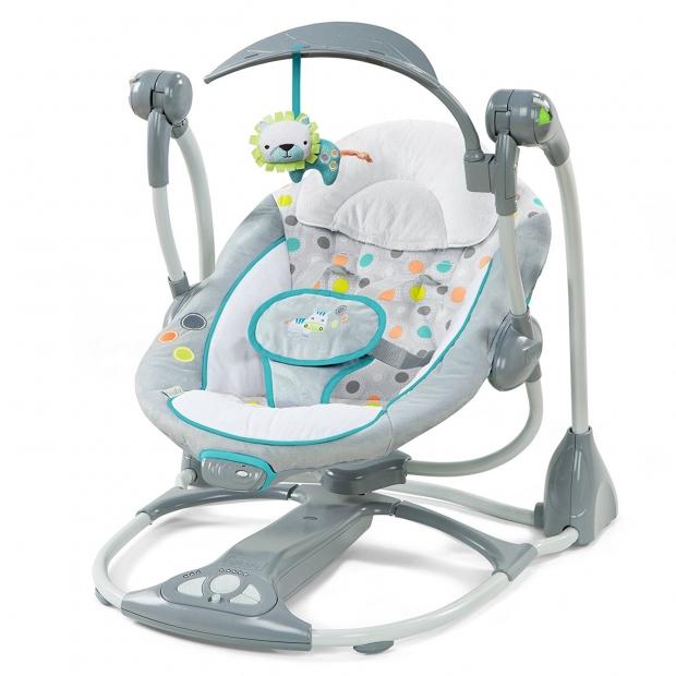 Рейтинг электрокачелей для новорожденных