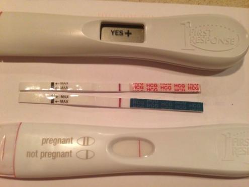 Тест на беременность когда уже можно делать