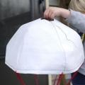 1529248030_d7d5 Как сделать из бумаги парашют который летает. Как сделать парашют из бумаги, основные правила